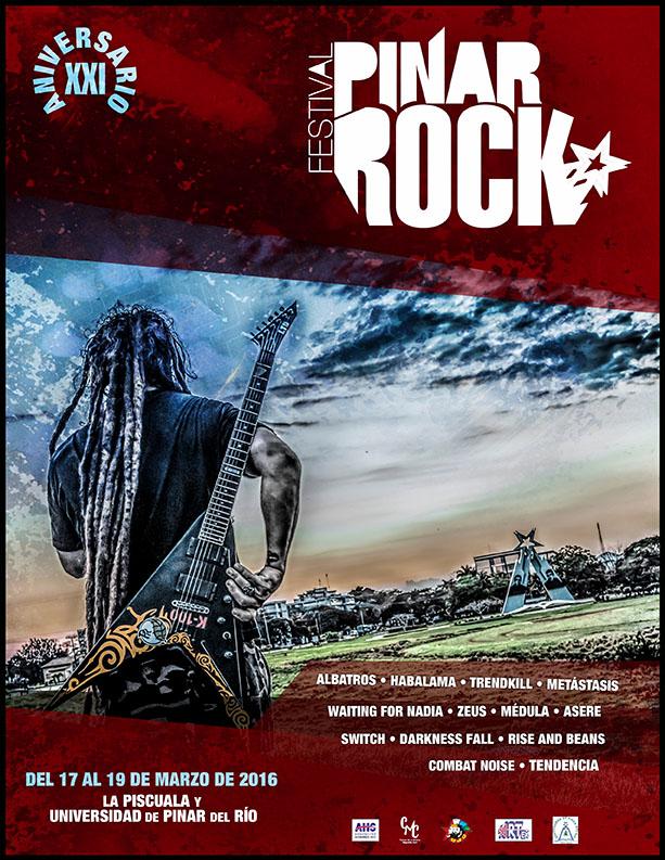 poster Pinar Rock 2016