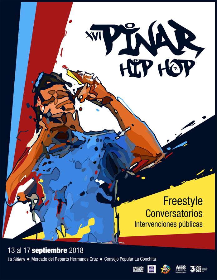 Festival Pinar hip hop 2018
